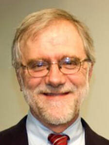 Head-on portrait photo of Green presidential candidate Howie Hawkins
